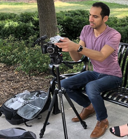 most powerful question for video case study interview testimonial-jon acosta video production equipment-min